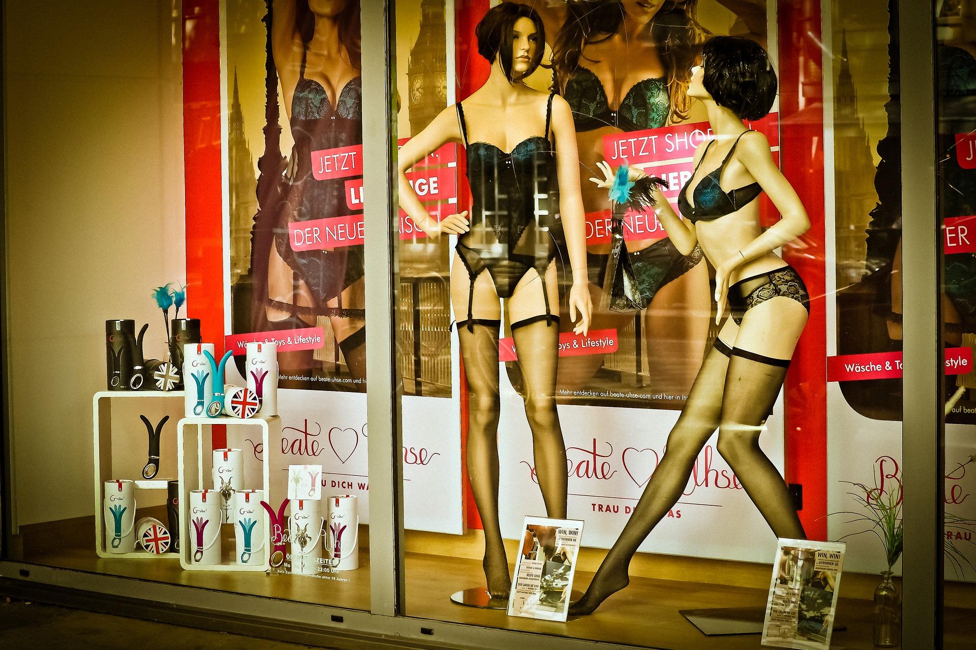 e-shop lingerie féminine